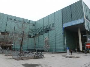Le Quartier Latin - La Grande Biblioteque