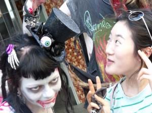 Brisbane's Zombie Walk
