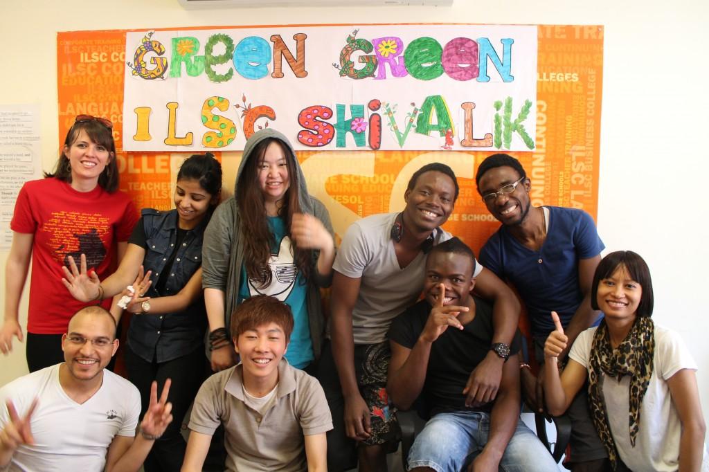 Green ILSC - Green Shivalik