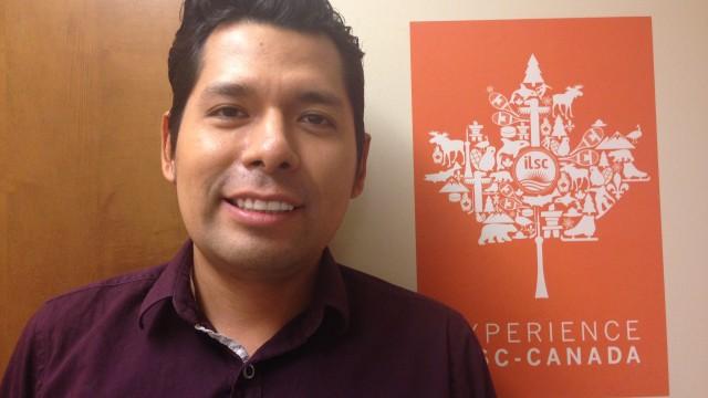 Javier Pérez Mandujano - ILSC Montreal student