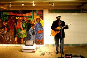 Gibran Soul, New York Subway Performers - Photo Credit: Paul Lowry, Flickr