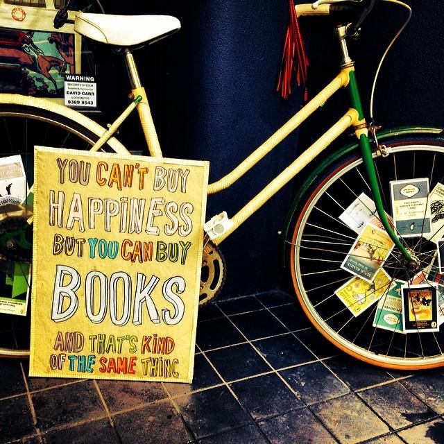 Book shop in Surry Hills - Photo, Luisa Steiger