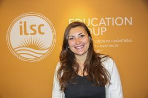 Maira Ribeiro, ILSC Students from Sao Paulo Brazil