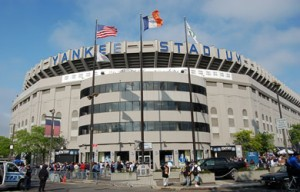 Yankee Stadium by Flickr user Yankees Fans