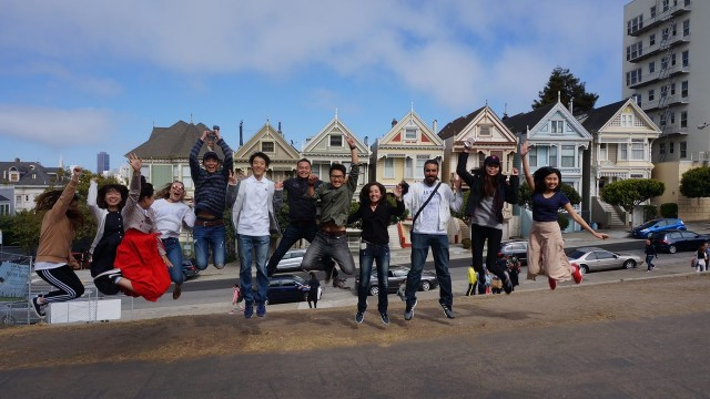 Painted Ladies & Alamo Square