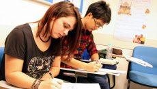 ILSC-New Delhi students in class