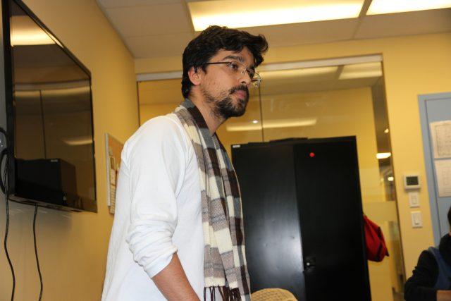 ILSC-Vancouver student Rafael