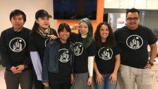 The ILSC-New York V. Team (That's V. for Volunteer)